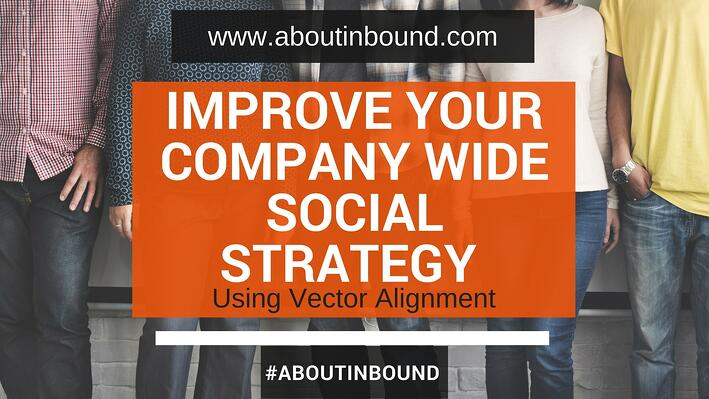 improve your company wide social strategy