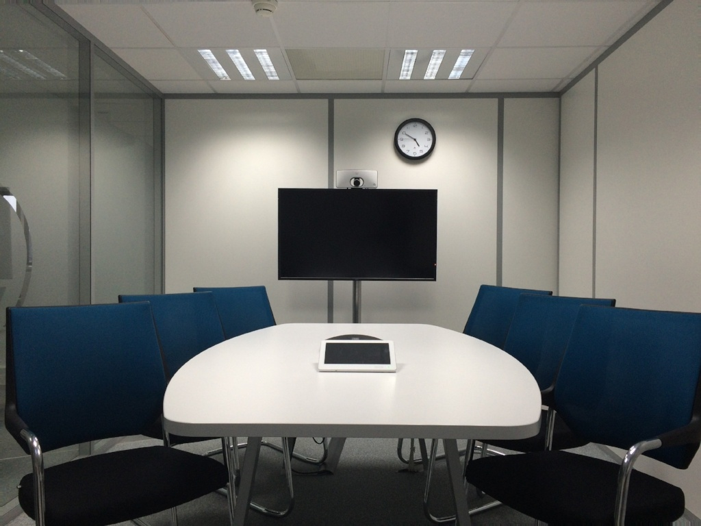 Video Conferencing facilities seen in corporate offices world wide