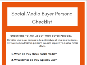 Social Media Buyer Persona Checklist.png